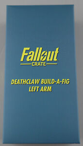 Fallout Loot Crate #22 Deathclaw Left Arm Build a Figure