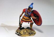 Greek Warrior; miniature ADAMA tin alloy toy historical miniature