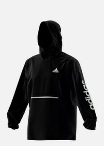 Mens Adidas Cagoule Rrp49.99 Size Uk S Bnwt