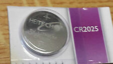 HEITECH Lithium Knopfzelle CR2025 1x lose Lithium Battery