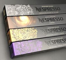 New Nespresso Coffee Capsules Pods - Latest Favourite Edition (40 capsules)