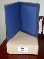 10 Spicer Hallfield Carnival Blue A4 Mounts Stock Code 22682