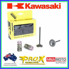 KAWASAKI KX250F PROX VALVE/SPRING KIT STEEL EXH CONVERSION KIT 2004 - 2015