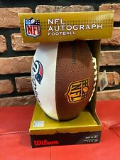 Wilson The Duke Official Nfl Game Football New England Patriots Autograph Series