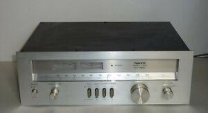 Nikko NT-850 Stereo AM/FM Tuner Vintage
