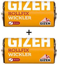 GIZEH Rollfix Bobinador / 2 (Rodillos, Torno)