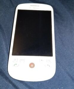 HTC MY TOUCH 3G SLIDE White (T-Mobile)  Cellular Phone FOR PARTS ONLY