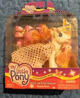 My Little Pony G3 Sunny Daze Dress-Up Eveningwear NEW Hasbro 2004