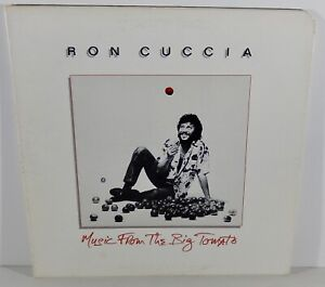 RON CUCCIA  Music From The Big Tomato