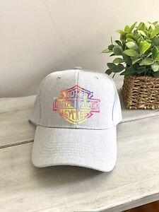 Harley Davidson Transfer Ball hat