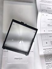 Mamiya RZ Pro Professional II Focusing Screen Einstellscheibe Mattscheibe Type E