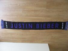 Justin Bieber Believe Scarf