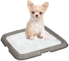 PAWISE Puppy Pads/Dog Pads Holder,Pee Pad Holder,Puppy Pad Holder,Dog Potty Tray
