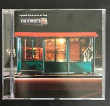 THE STREETS 'A Grand Don't Come For Free' 2004 CD SINGLE UK HIP-HOP