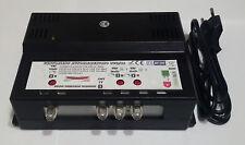 CENTRALINO AMPLIFICATORE ANTENNA SEGNALE TV B.III 24 dB UHF UHF 36 dB LTE