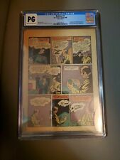 BATMAN #1 DC (1940) CGC PG (PAGE 29 ONLY).