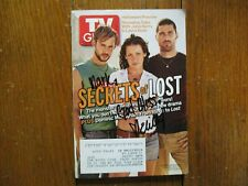 "Evangeline Lilly(""Lost/The Hobbit/Hope Van Dyne/Ant-man"")Signed 2004 Tv Guide"