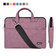 Qishare 13.3-14 Inch Multi-functional Polyester Fabric Waterproof Laptop Sleeve