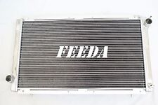 2Row Aluminum Radiator For Subaru Impreza /WRX GC8 1992-2000 MANUAL ONLY