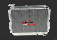 3 Row Aluminum Radiator for Toyota Landcruiser 60 Series HJ60 HJ61 HJ62 MT