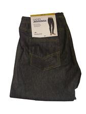 Ladies Jeggings / Denim Look Leggings ~ UK 10 - 16 ~ Black or Indigo Blue