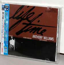 BLUE NOTE CD TOCJ-6681: TONY WILLIAMS - Life Time - OOP JAPAN 2006 OBI NEW