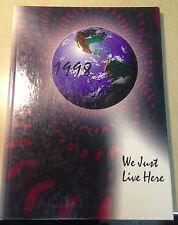 Underwood Iowa 1998 Yearbook - 98 Log IA