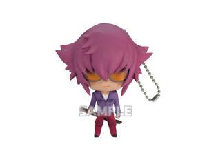 Re Creators Anime Swing Mascot PVC Keychain SD Figure Charm~Yuya Mirokuji @71219