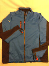 Mizuno ImpermaLite Flex Mens Sz L RainTop Jacket Half Zip Golf Lightweight