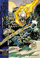 GHOST RIDER / Marvel Universe Series 5 (1994) BASE Trading Card #137
