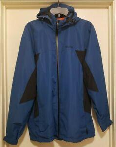 Craghoppers Bear Grylls AquaDry Lightweight Hoodie Jacket MENS Size Large