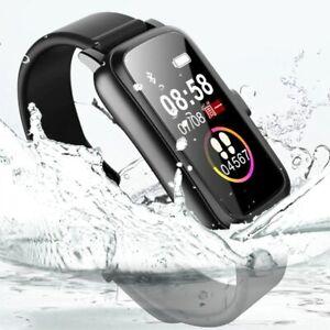 1080P Waterproof IP68 HD Camera Voice Video Recorder Watch Bracelet Smart Band