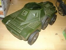 Vintage 1970's Irwin Action Man Transport Vehicle German Armoured Scout Car