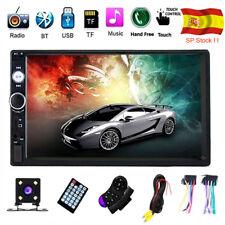 """7"""" 2DIN Autoradio Touch MP5 Car Media Player BT AUX/USB/TF/FM Radio +Camara"""