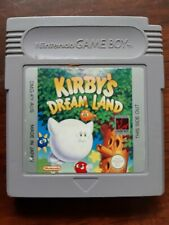 Gameboy Game Kirby's Dream Land Authentic