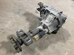 2007-2009 Chevrolet Tahoe Front Axle Differential Carrier 3.73 Ratio Opt GT4