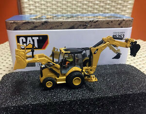 Caterpillar Cat 450E Backhoe Loader Ho Scale By Diecast Masters #85263, NEW!
