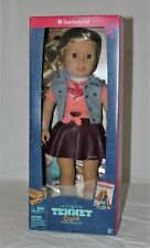 American Girl Doll Tenney Grant Doll and Book BOOK IS SPANISH VERSION  NEW  NIB