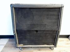 """Marshall 1960Av 280-watt 4x12"""" Angled Extension Cabinet 10/L3136A"""