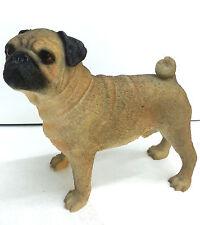 Pug Dog Ornament Figurine Brand New Boxed
