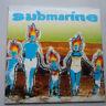 Submarine - Self Titled S/T Debut Vinyl LP UK 1st Press 1994 Rare Shoegaze Indie