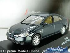 NISSAN PRIMERA MODEL CAR 1:43 SCALE IXO J COLLECTION JC057 DARK GREEN 2.0C K8