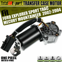 Transfer Case Motor Actuator for Ford Explorer Mercury Mountaineer 2002-2004 4WD