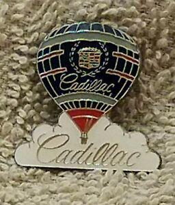 CADILLAC BALLOON PIN