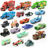 Disney Mattel Pixar Cars Mater Tractor King Sally Lightning Mcqueen Toy Kid Gift
