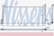 Nissens 940429 AC Condenser fit  VOLVO FH   13-
