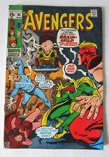 "Comics Marvel ""AVENGERS # 86 "" en V.O"