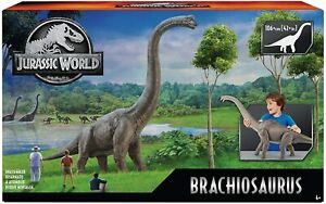 Jurassic World Brachiosaurus Dinosaur Action Figure 106cm Super Colossal