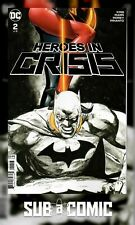 HEROES IN CRISIS #2 FINAL PRINT (DC 2019) COMIC