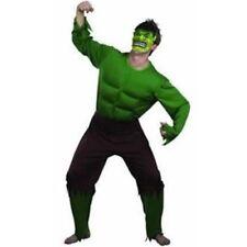 Costumi e travestimenti verde vestito per carnevale e teatro da uomo taglia taglia unica